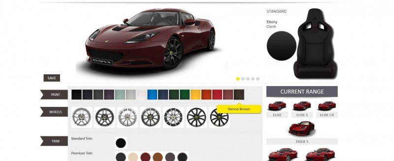Car-Revs-Daily.com 2014 LOTUS Evora and Evora S - USA Buyers Guide - Specs, Colors and Options 35