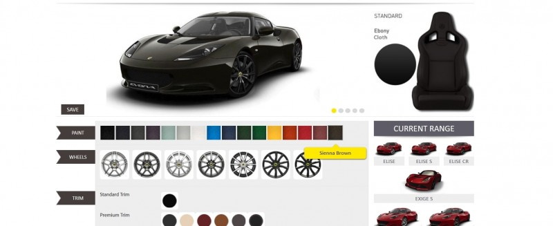Car-Revs-Daily.com 2014 LOTUS Evora and Evora S - USA Buyers Guide - Specs, Colors and Options 36