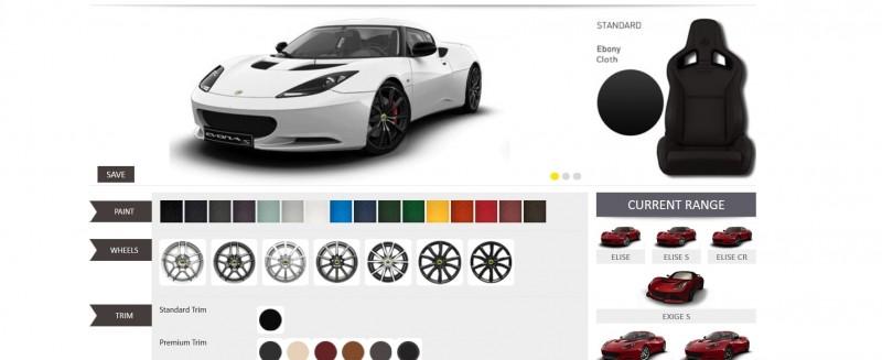 Car-Revs-Daily.com 2014 LOTUS Evora and Evora S - USA Buyers Guide - Specs, Colors and Options 38