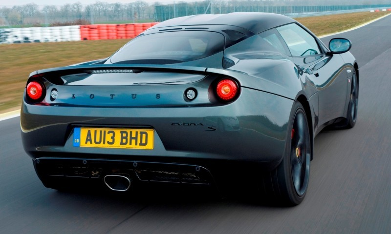 Car-Revs-Daily.com 2014 LOTUS Evora and Evora S - USA Buyers Guide - Specs, Colors and Options 49