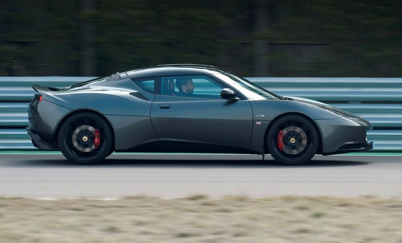 Car-Revs-Daily.com 2014 LOTUS Evora and Evora S - USA Buyers Guide - Specs, Colors and Options 51
