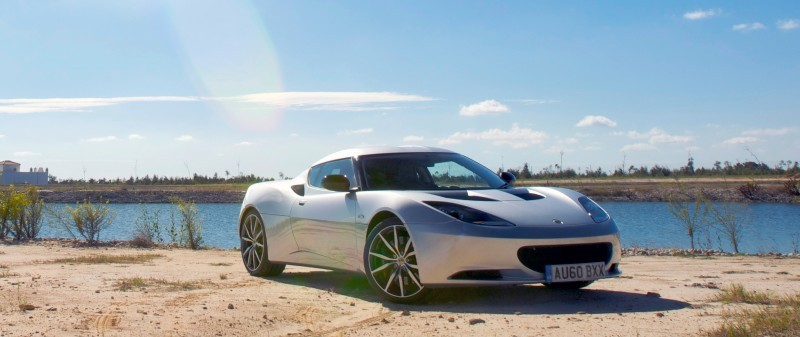 Car-Revs-Daily.com 2014 LOTUS Evora and Evora S - USA Buyers Guide - Specs, Colors and Options 63