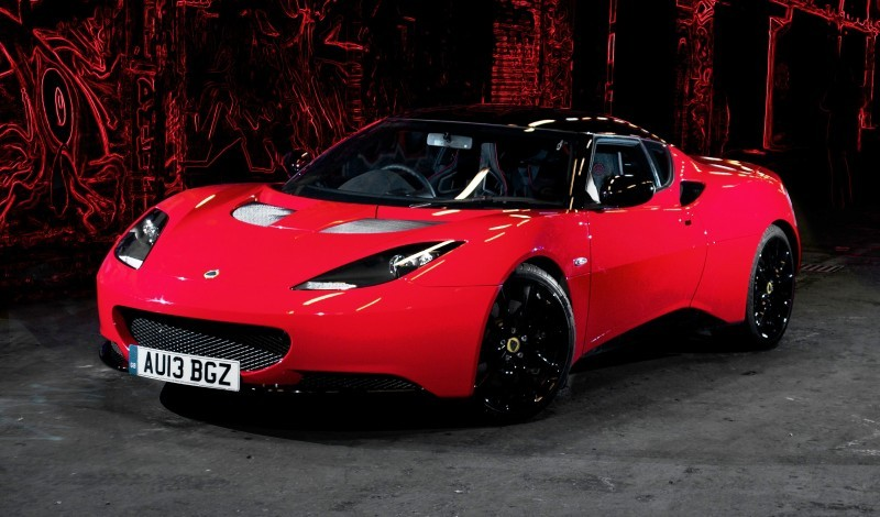 Car-Revs-Daily.com 2014 LOTUS Evora and Evora S - USA Buyers Guide - Specs, Colors and Options 78