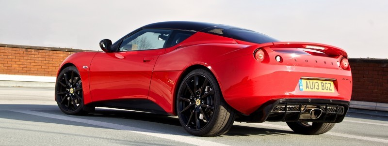 Car-Revs-Daily.com 2014 LOTUS Evora and Evora S - USA Buyers Guide - Specs, Colors and Options 84