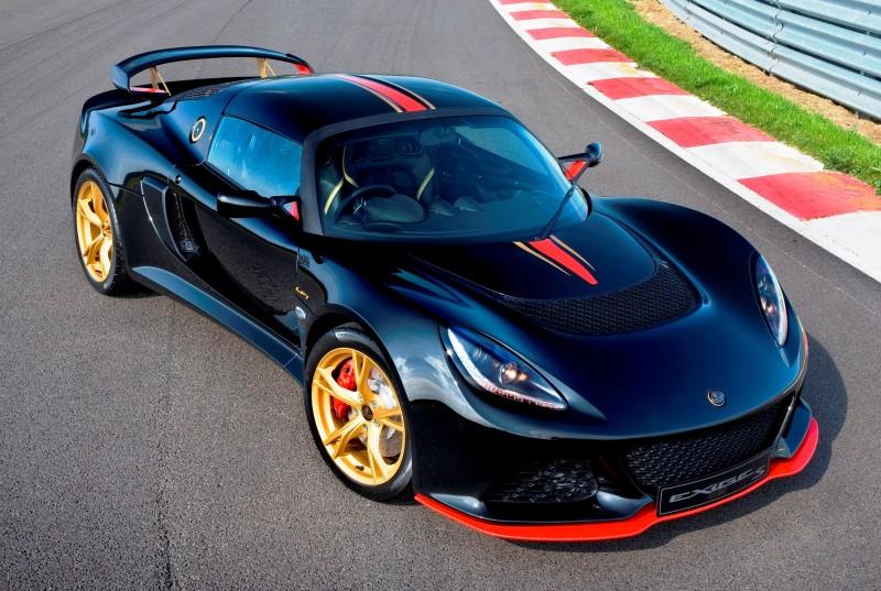 Car-Revs-Daily.com 2014 LOTUS Exige LF1 High-Resolution Photos 3