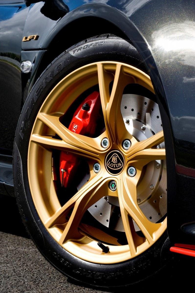 Car-Revs-Daily.com 2014 LOTUS Exige LF1 High-Resolution Photos 30