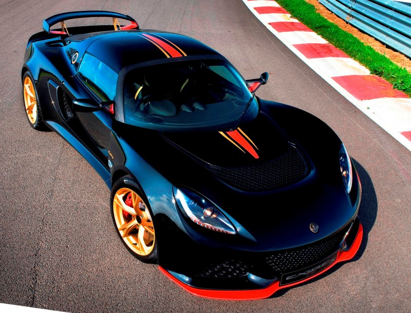 Car-Revs-Daily.com 2014 LOTUS Exige LF1 High-Resolution Photos 4