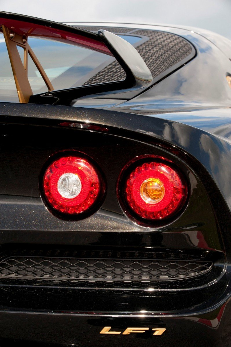 Car-Revs-Daily.com 2014 LOTUS Exige LF1 High-Resolution Photos 40