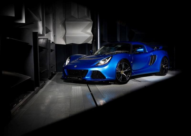 Car-Revs-Daily.com 2014 LOTUS Exige LF1 High-Resolution Photos 50