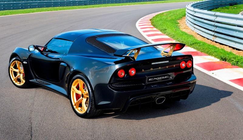Car-Revs-Daily.com 2014 LOTUS Exige LF1 High-Resolution Photos 9