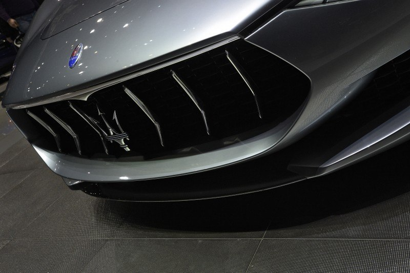 Car-Revs-Daily.com 2014 Maserati Alfieri Concept - Close-up, High-Res Details in 82 New Photos 13