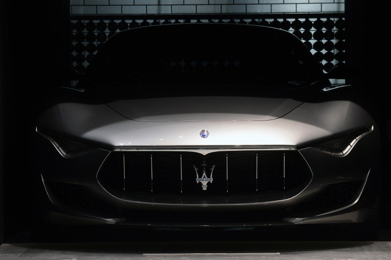 Car-Revs-Daily.com 2014 Maserati Alfieri Concept - Close-up, High-Res Details in 82 New Photos 21