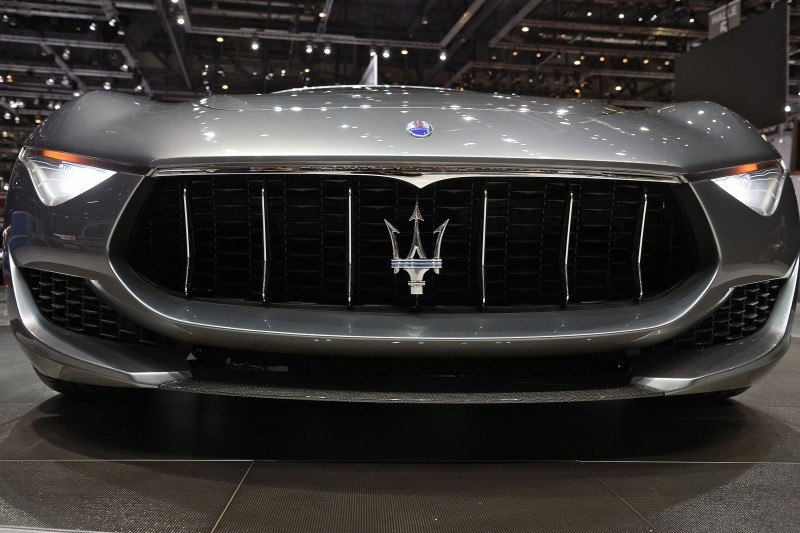 Car-Revs-Daily.com 2014 Maserati Alfieri Concept - Close-up, High-Res Details in 82 New Photos 45