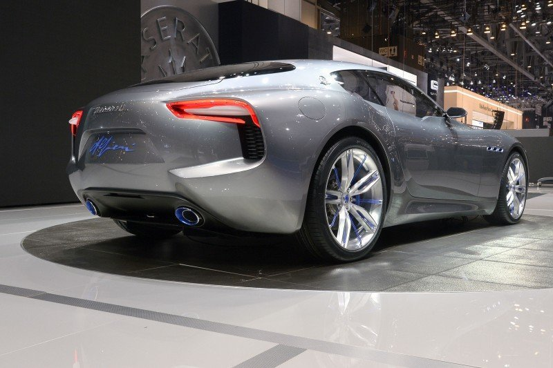 Car-Revs-Daily.com 2014 Maserati Alfieri Concept - Close-up, High-Res Details in 82 New Photos 46