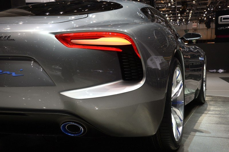Car-Revs-Daily.com 2014 Maserati Alfieri Concept - Close-up, High-Res Details in 82 New Photos 49