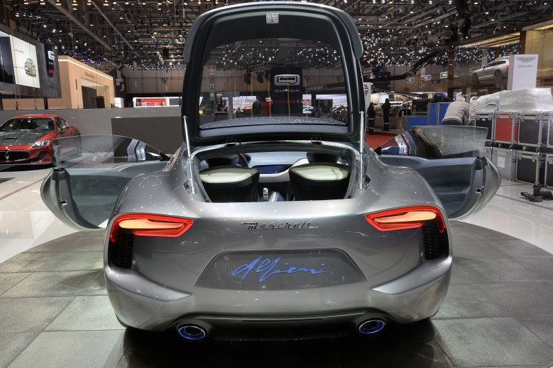 Car-Revs-Daily.com 2014 Maserati Alfieri Concept - Close-up, High-Res Details in 82 New Photos 51