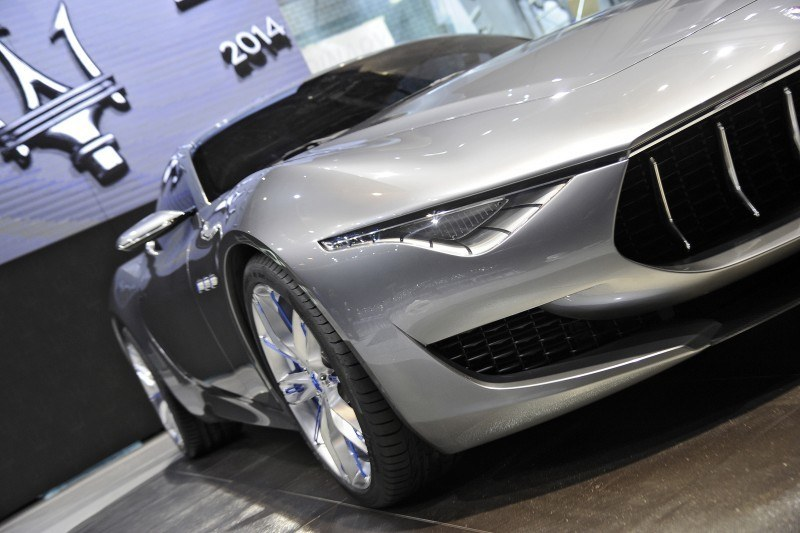 Car-Revs-Daily.com 2014 Maserati Alfieri Concept - Close-up, High-Res Details in 82 New Photos 58
