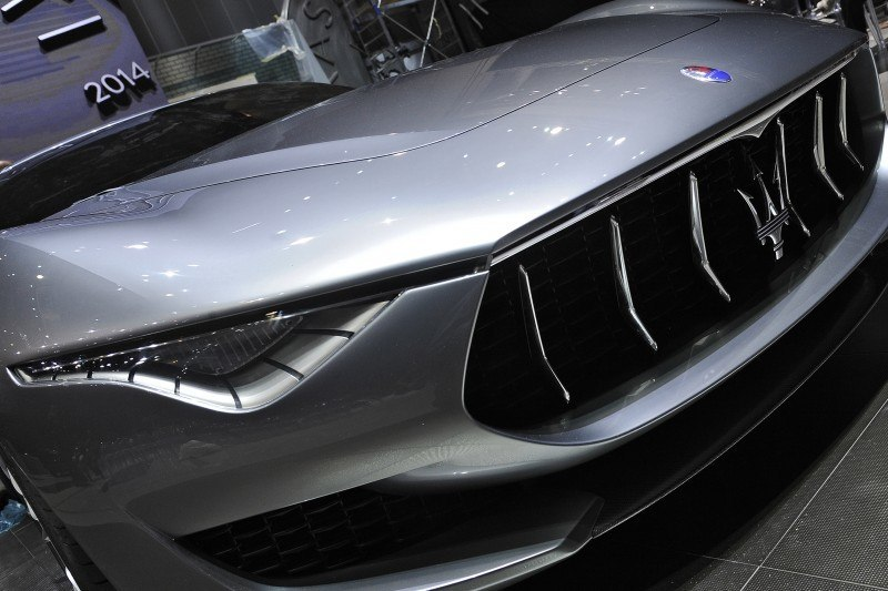 Car-Revs-Daily.com 2014 Maserati Alfieri Concept - Close-up, High-Res Details in 82 New Photos 64