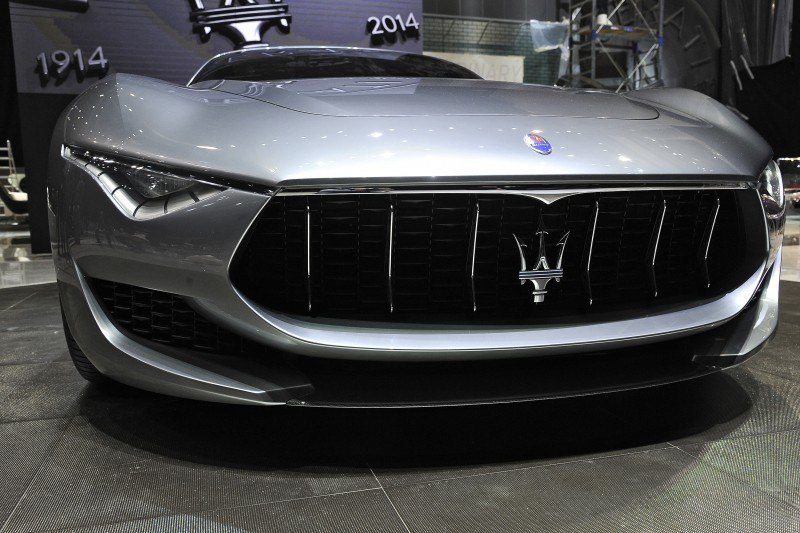 Car-Revs-Daily.com 2014 Maserati Alfieri Concept - Close-up, High-Res Details in 82 New Photos 67