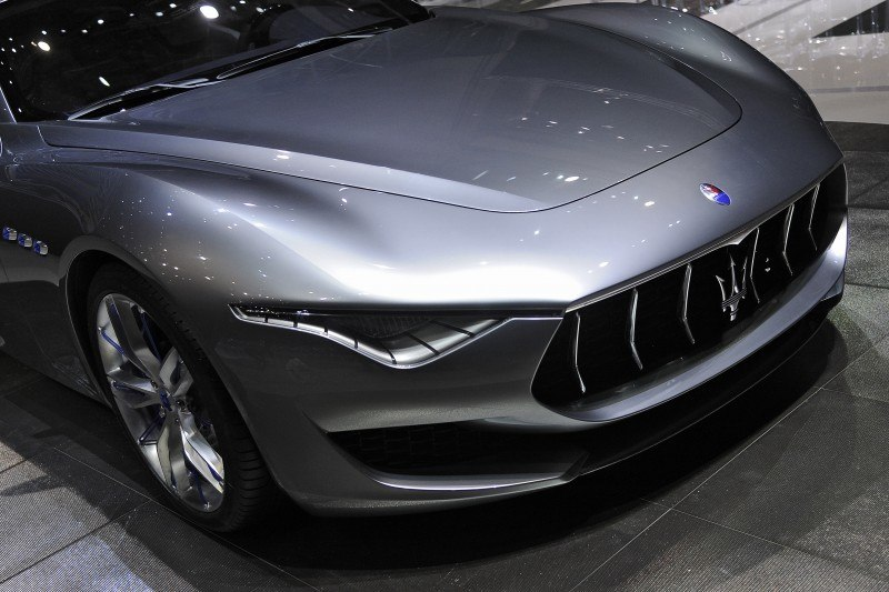 Car-Revs-Daily.com 2014 Maserati Alfieri Concept - Close-up, High-Res Details in 82 New Photos 70