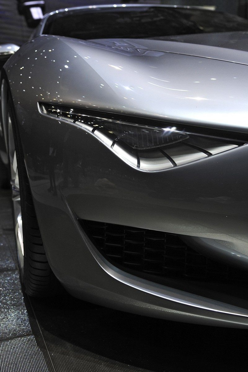 Car-Revs-Daily.com 2014 Maserati Alfieri Concept - Close-up, High-Res Details in 82 New Photos 72