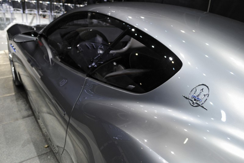 Car-Revs-Daily.com 2014 Maserati Alfieri Concept - Close-up, High-Res Details in 82 New Photos 76