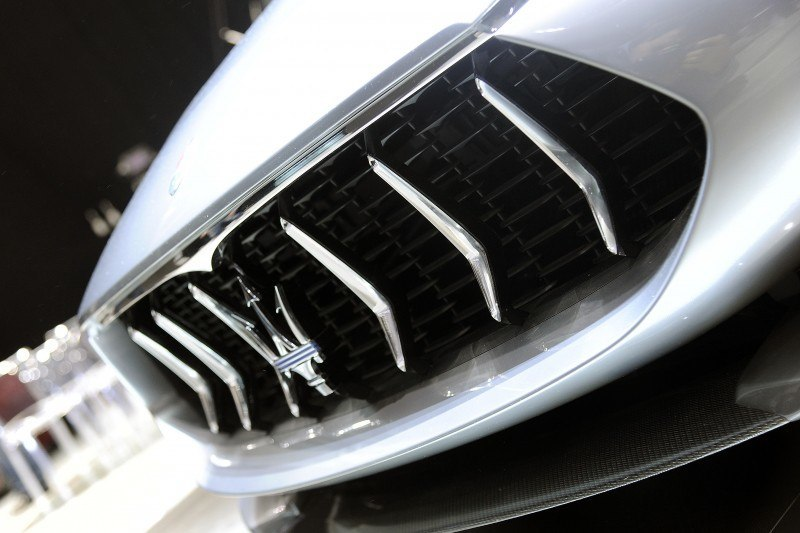 Car-Revs-Daily.com 2014 Maserati Alfieri Concept - Close-up, High-Res Details in 82 New Photos 80