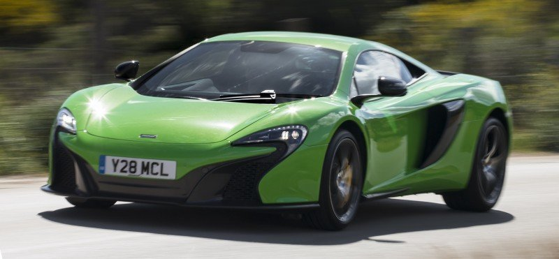 Car-Revs-Daily.com 2014 McLaren 650S Coupe and Spider Launch Ascari Circuit 103