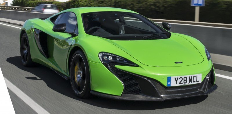 Car-Revs-Daily.com 2014 McLaren 650S Coupe and Spider Launch Ascari Circuit 105