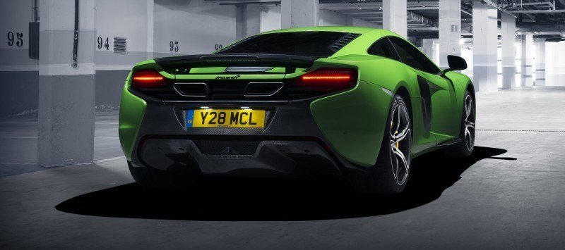 Car-Revs-Daily.com 2014 McLaren 650S Coupe and Spider Launch Ascari Circuit 114