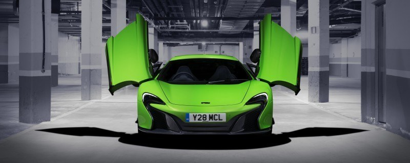Car-Revs-Daily.com 2014 McLaren 650S Coupe and Spider Launch Ascari Circuit 115