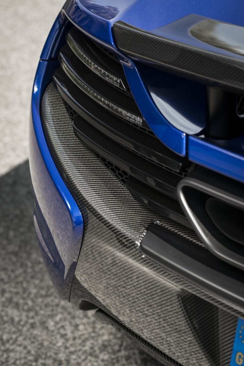Car-Revs-Daily.com 2014 McLaren 650S Coupe and Spider Launch Ascari Circuit 129