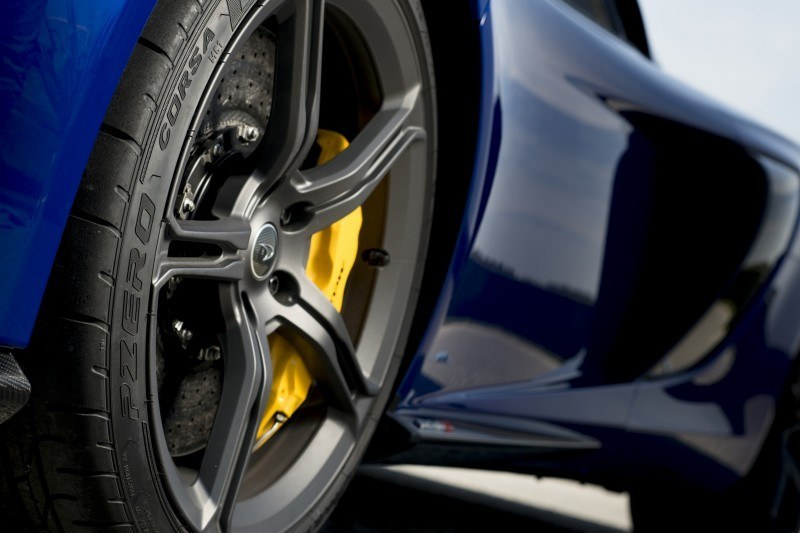 Car-Revs-Daily.com 2014 McLaren 650S Coupe and Spider Launch Ascari Circuit 131