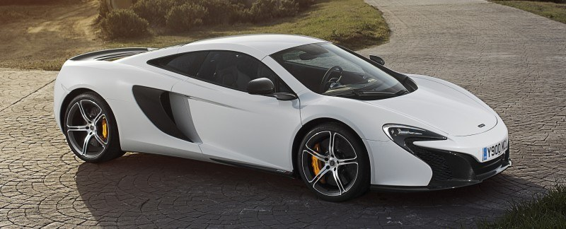 Car-Revs-Daily.com 2014 McLaren 650S Coupe and Spider Launch Ascari Circuit 39