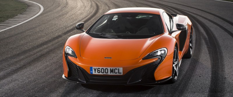 Car-Revs-Daily.com 2014 McLaren 650S Coupe and Spider Launch Ascari Circuit 43
