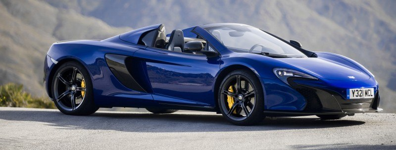 Car-Revs-Daily.com 2014 McLaren 650S Coupe and Spider Launch Ascari Circuit 59