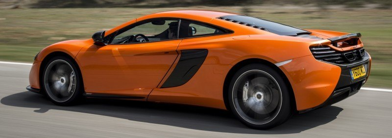 Car-Revs-Daily.com 2014 McLaren 650S Coupe and Spider Launch Ascari Circuit 97