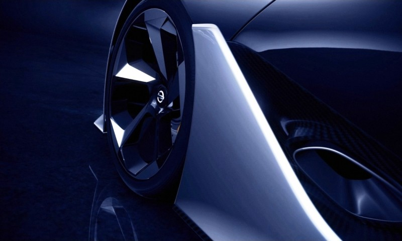 Car-Revs-Daily.com 2014 Nissan GT1 Details Revealed - Dubbed NC2020 Vision Gran Turismo 13