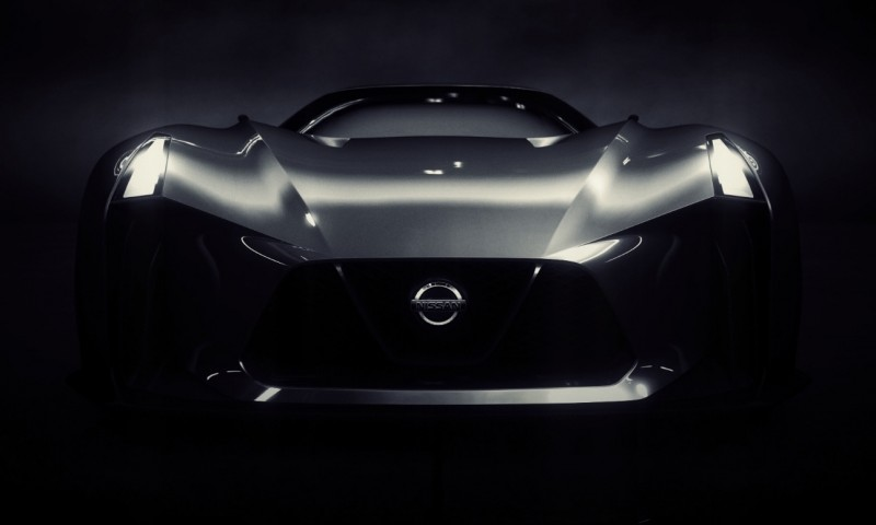 Car-Revs-Daily.com 2014 Nissan GT1 Details Revealed - Dubbed NC2020 Vision Gran Turismo 54