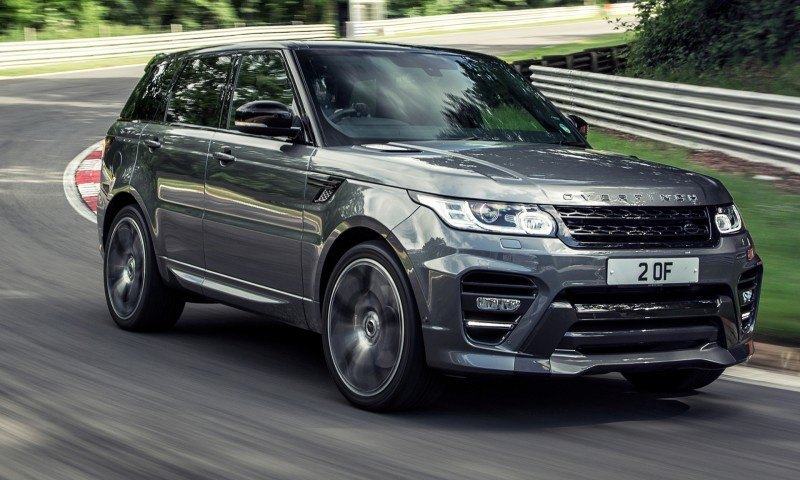 Car-Revs-Daily.com 2014 Overfinch Range Rover Sport 1