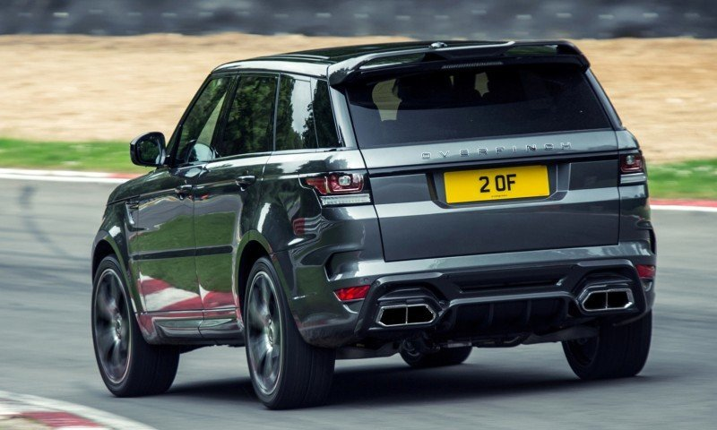 Car-Revs-Daily.com 2014 Overfinch Range Rover Sport 2