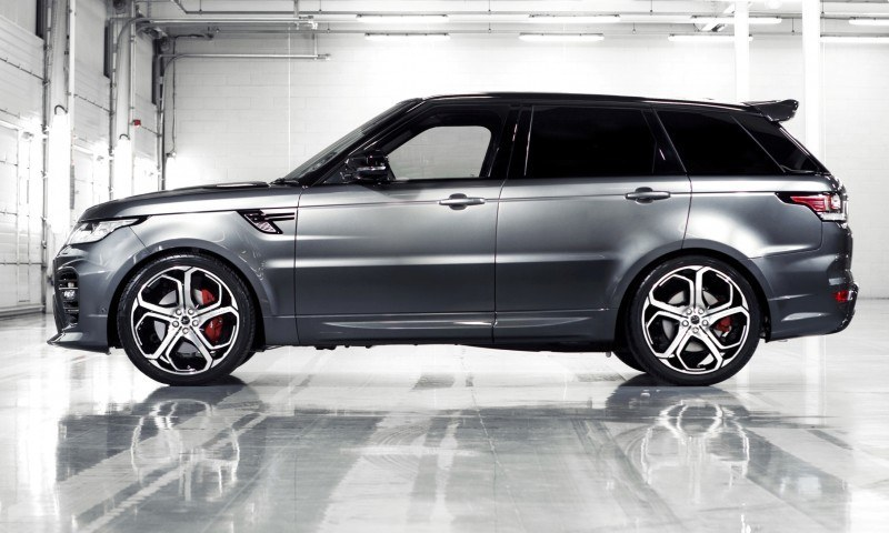 Car-Revs-Daily.com 2014 Overfinch Range Rover Sport 3