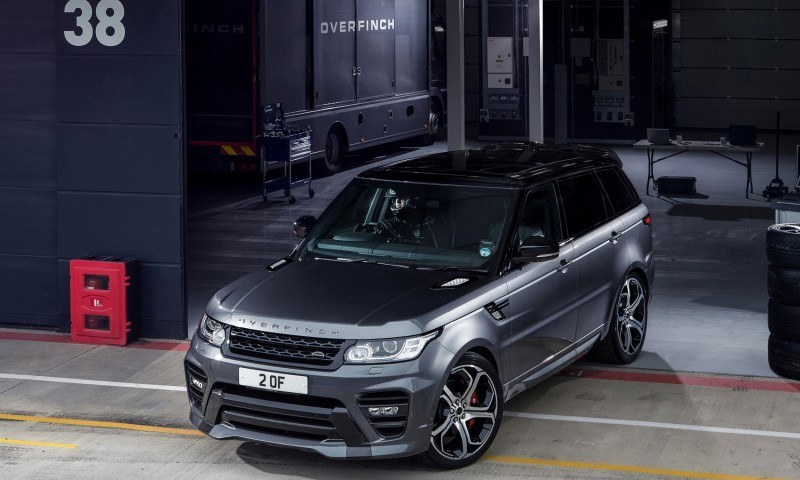 Car-Revs-Daily.com 2014 Overfinch Range Rover Sport 4