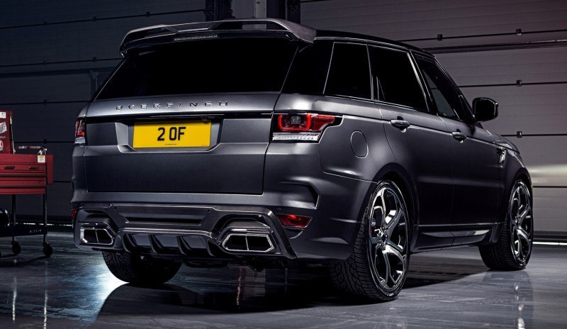 Car-Revs-Daily.com 2014 Overfinch Range Rover Sport 6