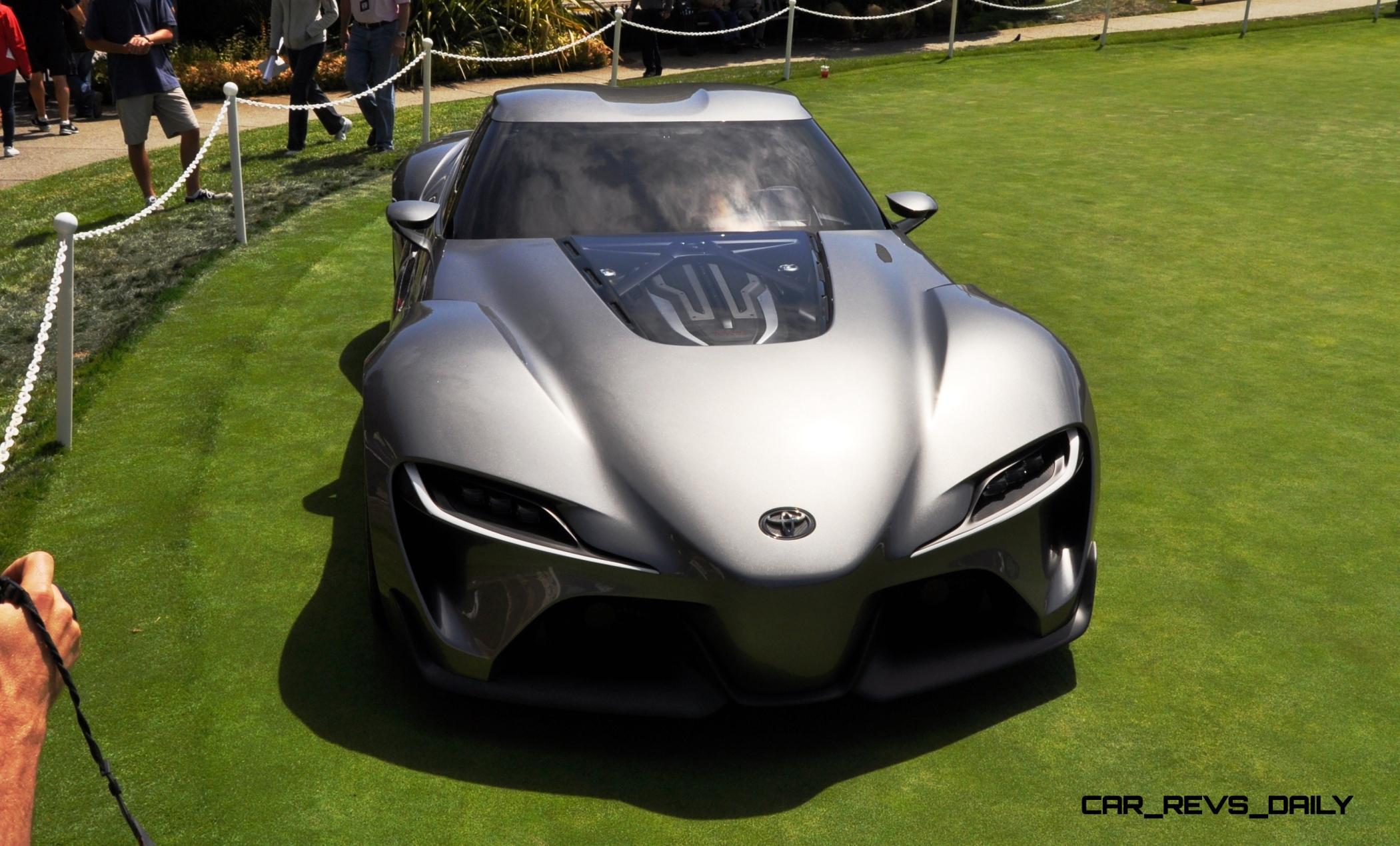 2015 Toyota Supra >> 2015 Lexus LF-LC GT Vision Gran Turismo