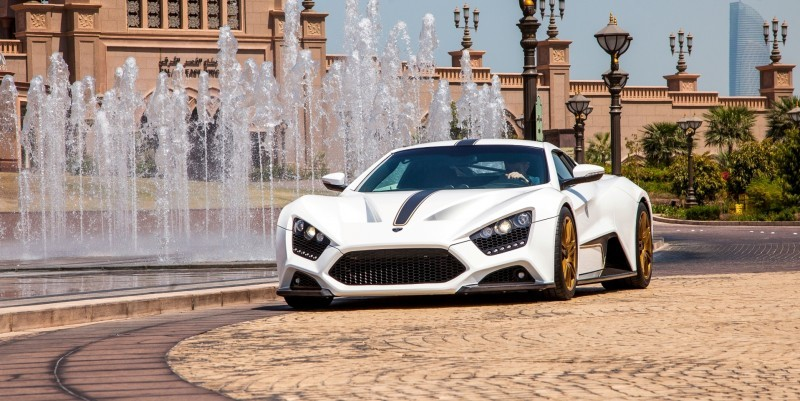 Car-Revs-Daily.com 2014 ZENVO ST1 Lands in USA With Stunning Design and Huge Power 21