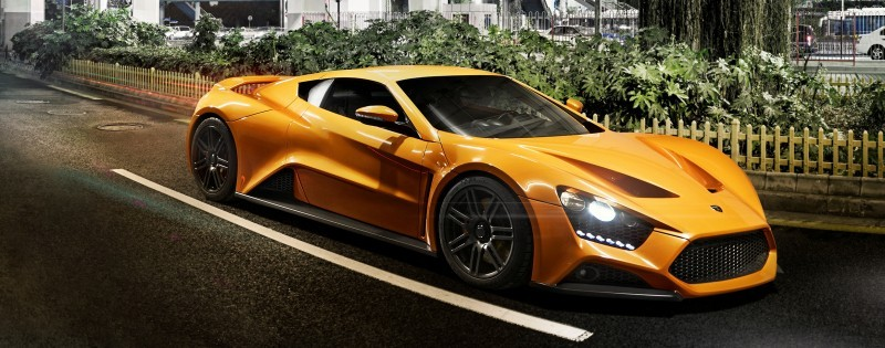 Car-Revs-Daily.com 2014 ZENVO ST1 Lands in USA With Stunning Design and Huge Power 24