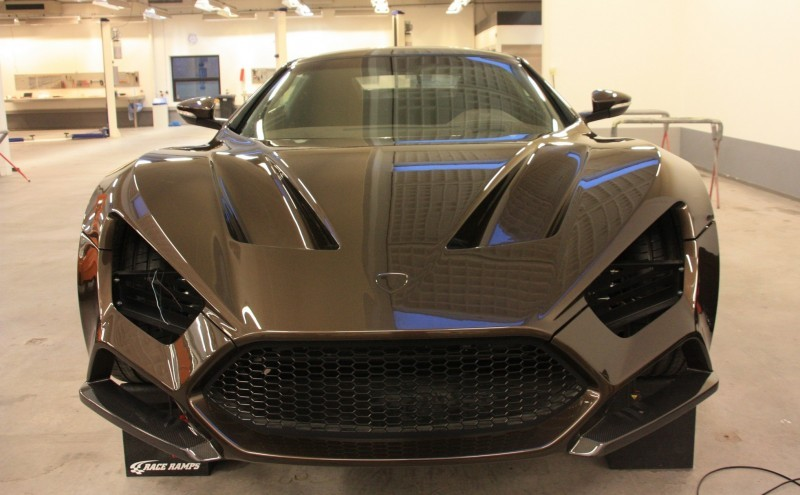 Car-Revs-Daily.com 2014 ZENVO ST1 Lands in USA With Stunning Design and Huge Power 25