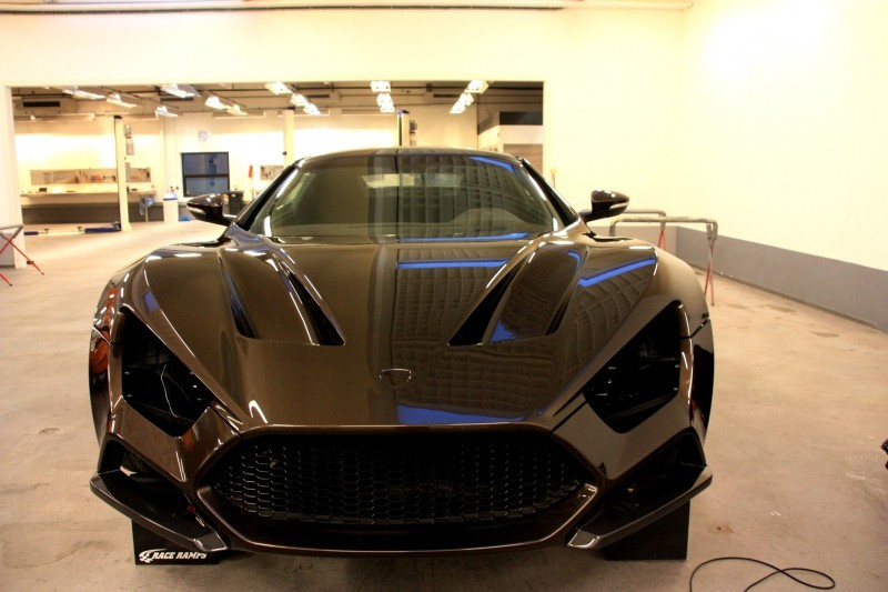 Car-Revs-Daily.com 2014 ZENVO ST1 Lands in USA With Stunning Design and Huge Power 28