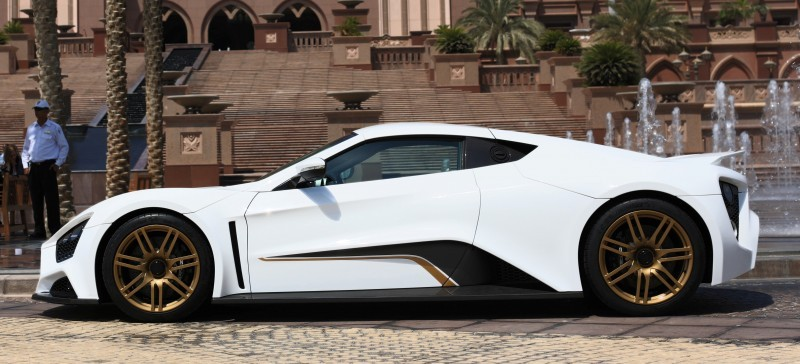 Car-Revs-Daily.com 2014 ZENVO ST1 Lands in USA With Stunning Design and Huge Power 4